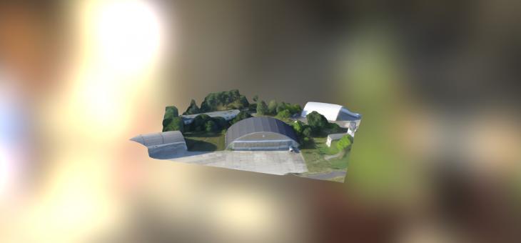 """3D Modell Betatest """"FPV Camera for DJI"""""""