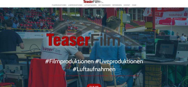 TeaserFilm.de ist online